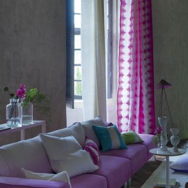Tela Embroidery para Cortinas