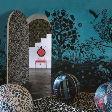 Papel Pintado Bindweed Flower de Eijffinger