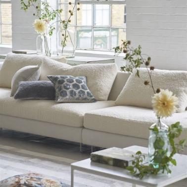 Cojines Floretta Cushion de la marca Clarke & Clarke de estilo Flores