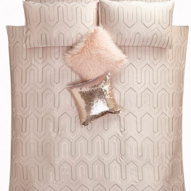 Fundas Nórdicas Phoebe Double Duvet Set  de la marca Tess Daly de estilo Geométrico