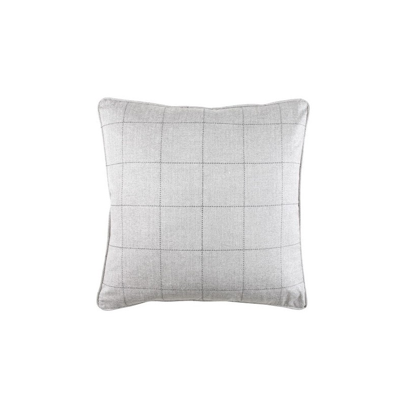 Cojines Kilgour Check Cushion de la marca Zinc de estilo Cuadros