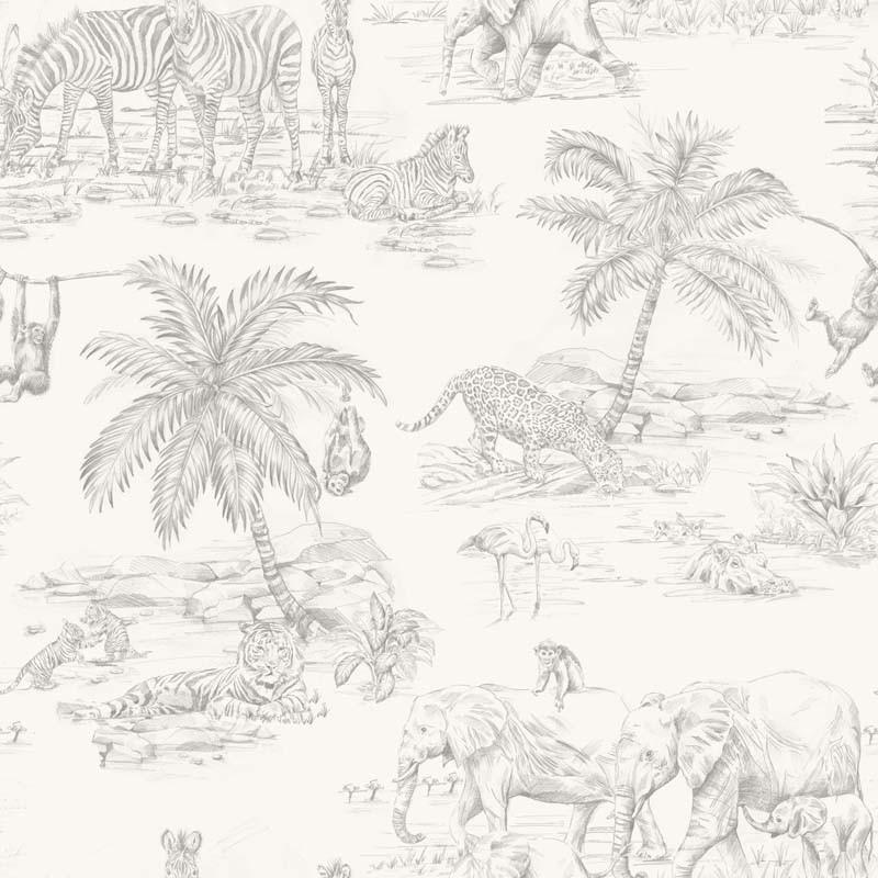 Telas Highland Linen de la marca William Yeoward de estilo Texturas