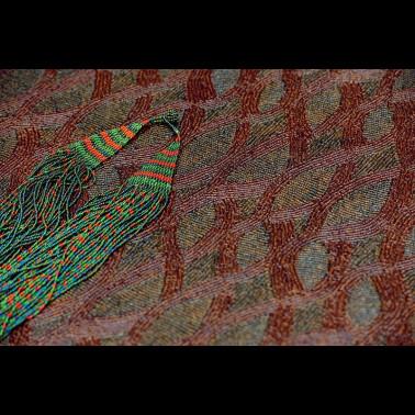 Papel Pintado con estilo Botánico modelo BAMBOO de la marca Designers Guild