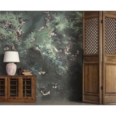 Mural con estilo Moderno modelo WILD GARDEN de la marca Lizzo