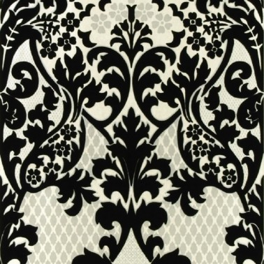 Papel Pintado con estilo Damascos modelo ELDRIDGE de la marca Designers Guild