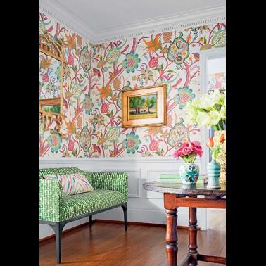 Papel Pintado con estilo Liso modelo AJANTA de la marca Designers Guild