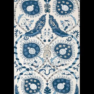 Papel Pintado con estilo Moderno modelo YUZEN de la marca Designers Guild