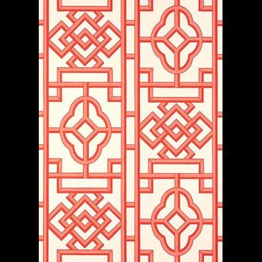 Papel Pintado con estilo Liso modelo SASHIKO de la marca Designers Guild