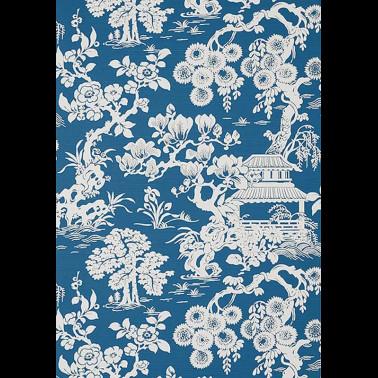 Papel Pintado con estilo Flores modelo VICTORINE de la marca Designers Guild