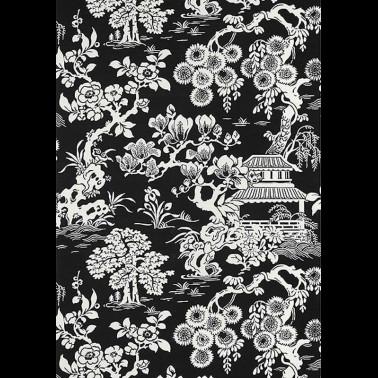 Papel Pintado con estilo Geometrico modelo ANASTACIA de la marca Designers Guild