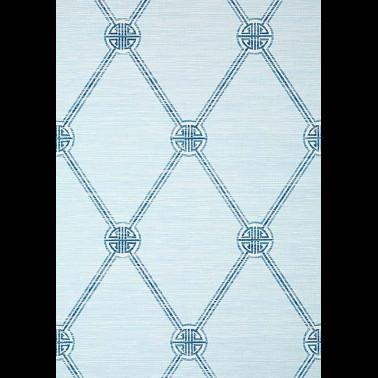 Papel Pintado con estilo Flores modelo PALASINI de la marca Designers Guild