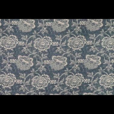 Tela para Tapicería con estilo Botánico modelo PLUM BLOSSOM