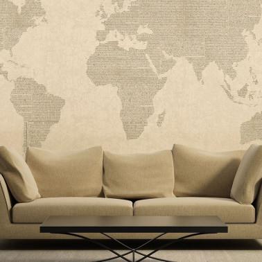 Tela para Tapicería con estilo Texturas modelo KALAHARI
