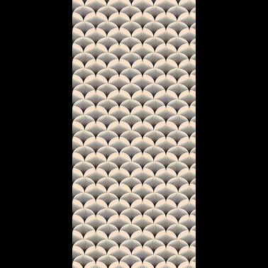 Tela para Cortinas con estilo Flores modelo AUBRIET