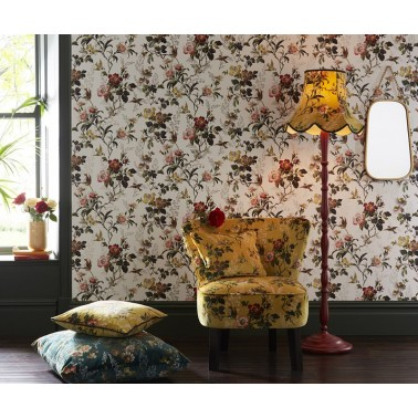 Papel Pintado con estilo Flores modelo LEIGHTON de la marca Oasis