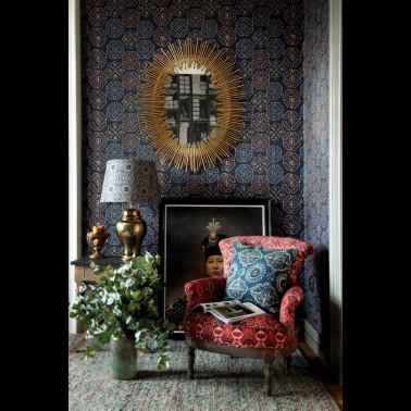 Papel Pintado con estilo Clásico modelo Laeken de la marca Coordonné