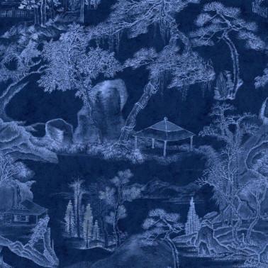 Papel Pintado con estilo Étnico modelo Lloseta de la marca Coordonné
