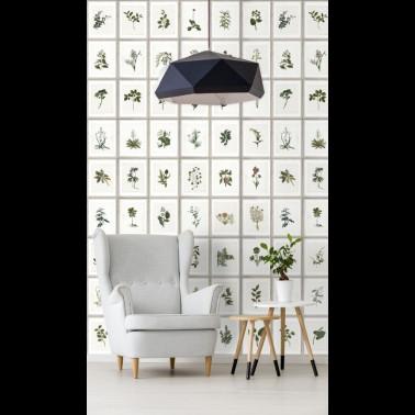 Papel Pintado con estilo Geometrico modelo CONGAS STRIPE de la marca York Wallcoverings