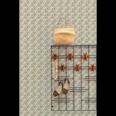 Papel Pintado con estilo Moderno modelo Breeze Block de la marca York Wallcoverings