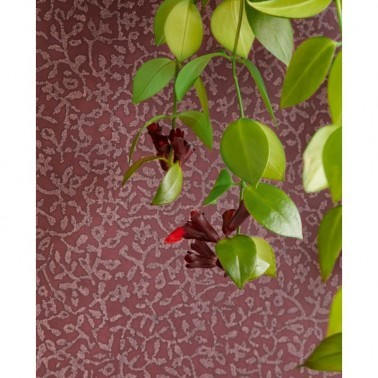 Papel Pintado con estilo Flores modelo Antic Ground de la marca Eijffinger