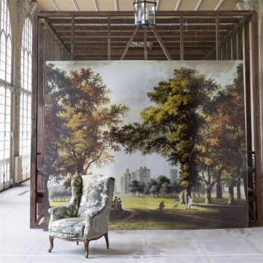 Mural con estilo Paisaje modelo GREAT PARK VIEW de la marca Royal Collection