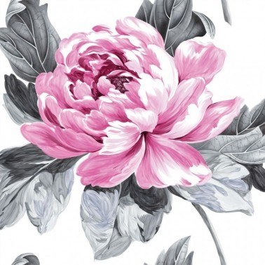 Tela para Cortinas con estilo Flores modelo SOFIENBERG