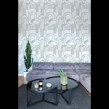 Tela para Tapicería con estilo Tropical modelo BRAHMI OUTDOOR
