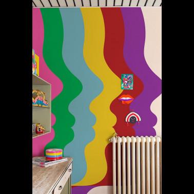 Tela para Cortinas y Cojínes con estilo Damascos modelo NORFOLK