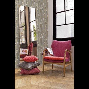 Papel Pintado con estilo Flores modelo CELESTE de la marca Designers Guild