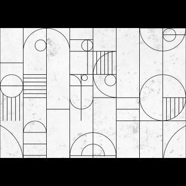 Mural con estilo Flores modelo TULIPA STELLATA de la marca Designers Guild