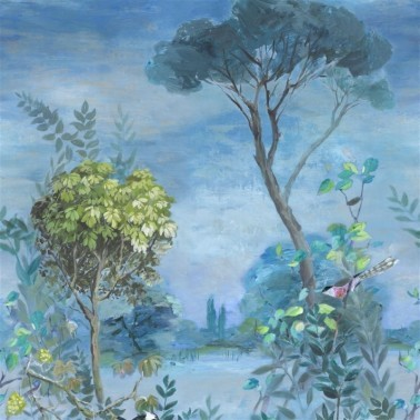 Mural con estilo Flores modelo GIARDINO SEGRETO de la marca Designers Guild