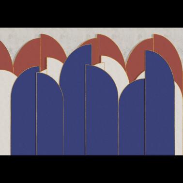 Mural con estilo Flores modelo GIARDINO SEGRETO SCENE 2 de la marca Designers Guild