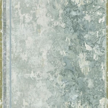 Mural con estilo Texturas modelo LA ROTONDA SCENE 2 de la marca Designers Guild