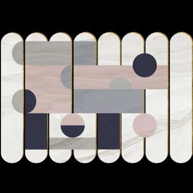 Mural con estilo Flores modelo TOURANGELLE SCENE 1 de la marca Designers Guild