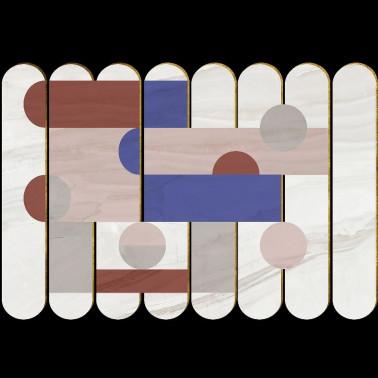 Mural con estilo Flores modelo TOURANGELLE SCENE 2 de la marca Designers Guild