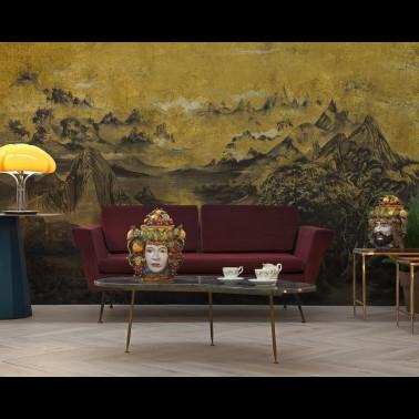 Mural con estilo Flores modelo SHINSHA SCENE 1 de la marca Designers Guild