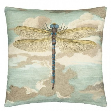 DRAGONFLY OVER CLOUDS Cojines