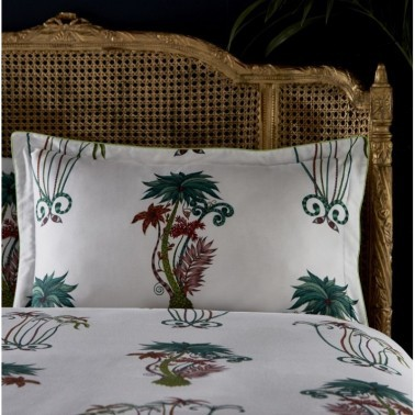 JUNGLE PALMS Set de Funda de Almohada