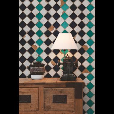 Papel Pintado con estilo Clásico modelo Harvest Stripe de la marca Borastapeter