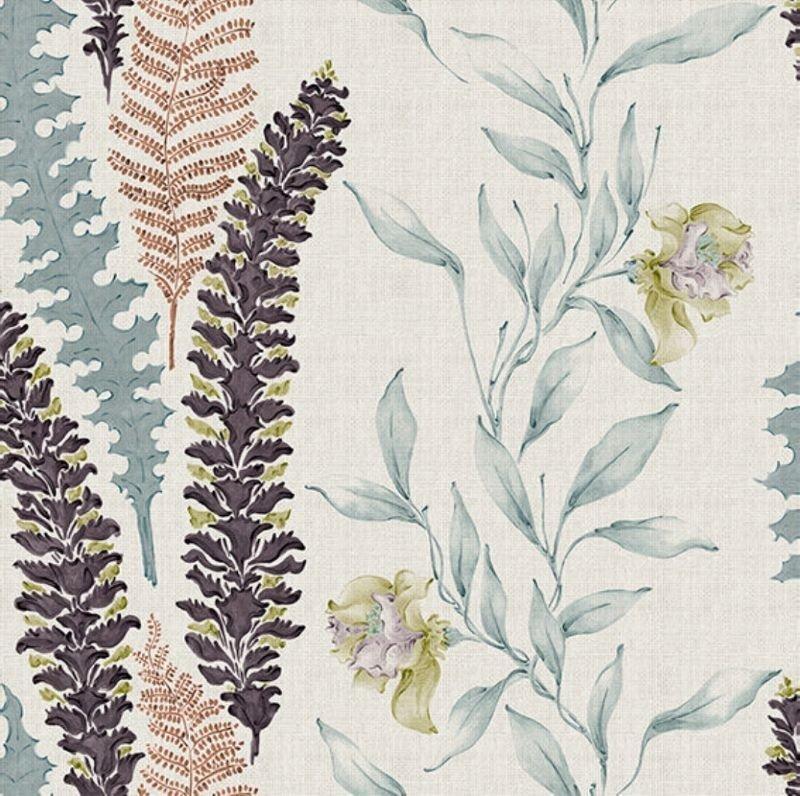 Papel Pintado con estilo Animales modelo El bosque animado de la marca Coordonné