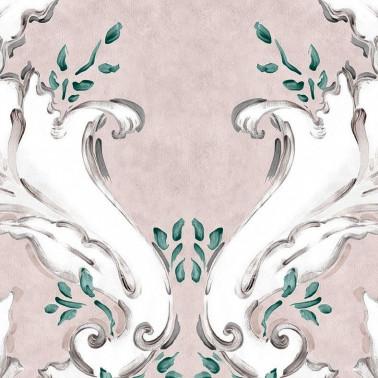 Papel Pintado con estilo Botánico modelo Fruits de la marca Coordonné