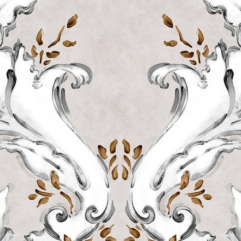 Mural con estilo Cuadros modelo Geisha Graffiti de la marca Coordonné