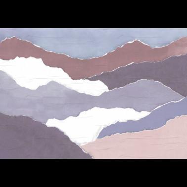 Papel Pintado con estilo Flores modelo Vase of Paradise de la marca Coordonné