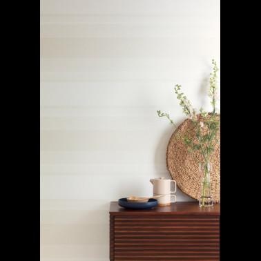 Papel Pintado con estilo Infantil modelo ALICE & PAUL PANDA FRISE de la marca Casadeco