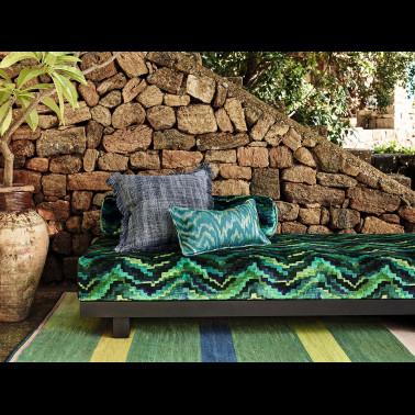 Papel Pintado con estilo Botánico modelo PILLAR POINT FLORAL de la marca Ralph Lauren