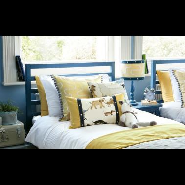 Papel Pintado con estilo Rayas modelo Monteagle Stripe de la marca Ralph Lauren