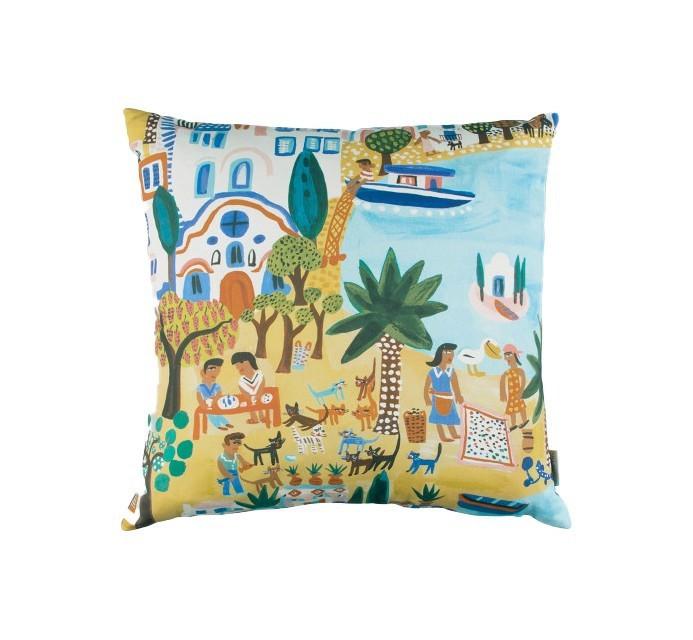 Papel Pintado con estilo Rayas modelo Palatine Stripe de la marca Ralph Lauren