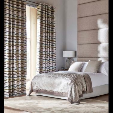 Mural con estilo Geometrico modelo Malla de la marca Coordonné