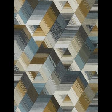 Mural con estilo Tropical modelo Find Jaguars de la marca Coordonné
