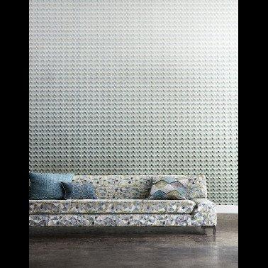 Mural con estilo Tropical modelo Palm springs de la marca Coordonné